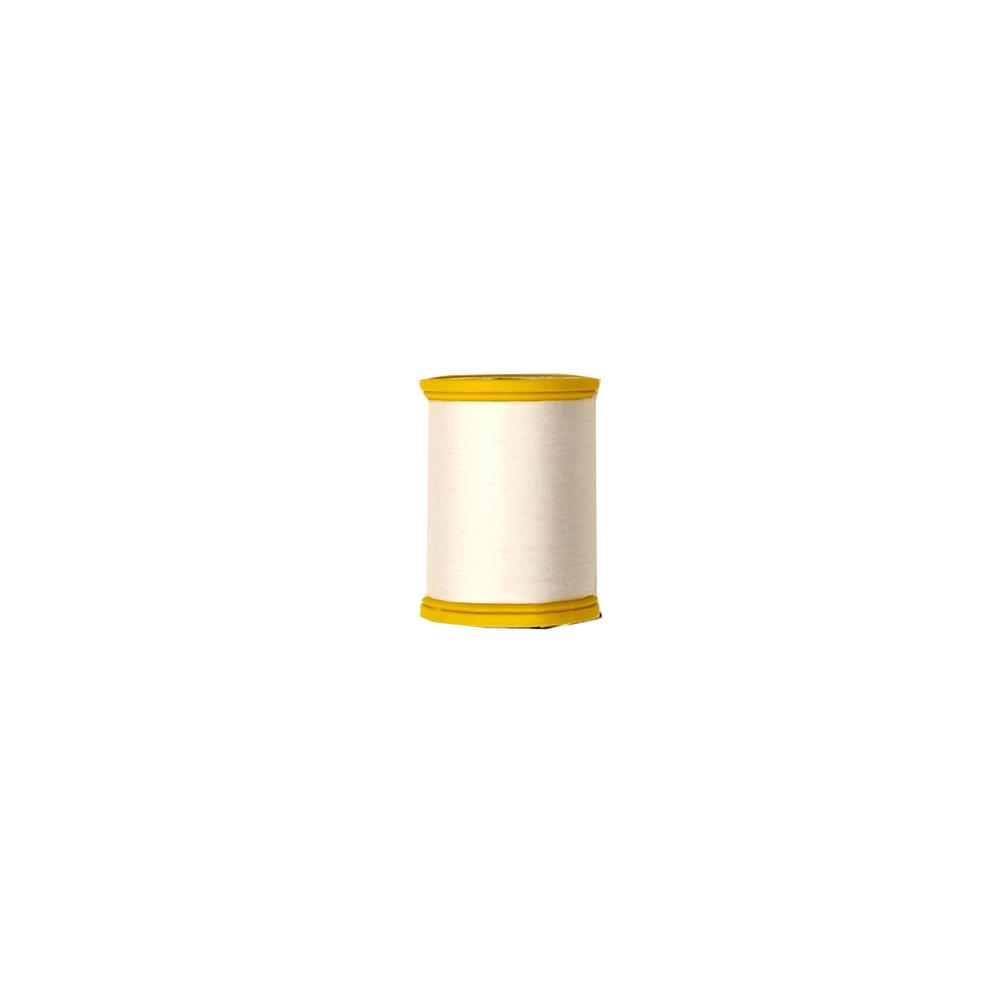 Cotton + Steel 50 Wt. Cotton Thread by Sulky Off White 660 yd. Spool