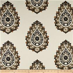 Premier Prints Damask Macon Caramel