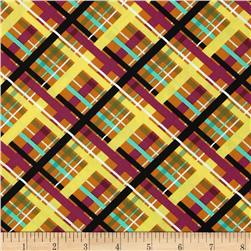 Art Gallery Nordika Tartan Spirit Golden