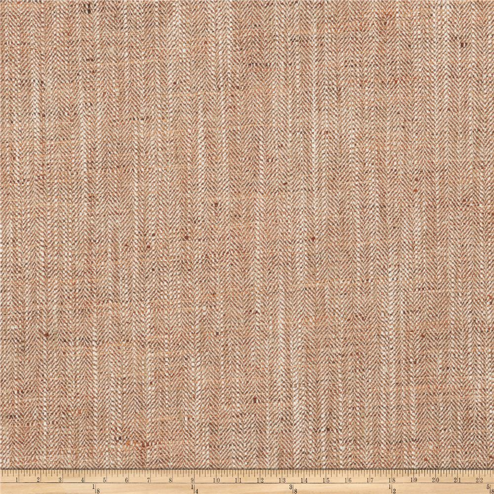 Fabricut Phelps Basketweave Melon