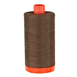 Aurifil Quilting Thread 50wt Bark