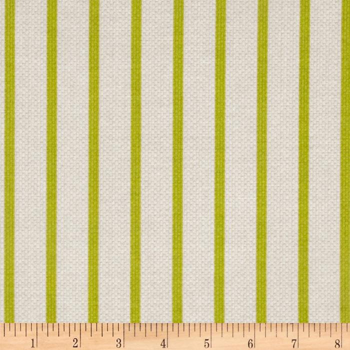 Michael Miller Textured Basics Stripe Lime