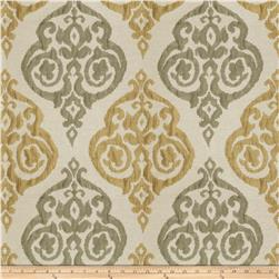 Trend 03155 Faux Silk Olive Brass