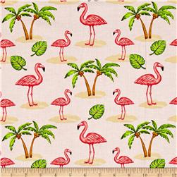 Pink Lady Flamingo Pink