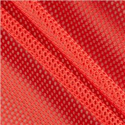 Mod Stretch Mesh Salmon