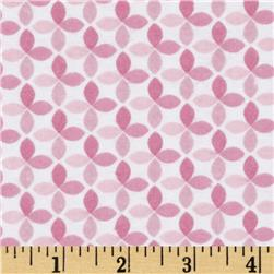 Alpine Flannel Sweet Geo Pink