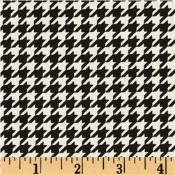 Kimberbell's Merry & Bright Houndstooth Black/White