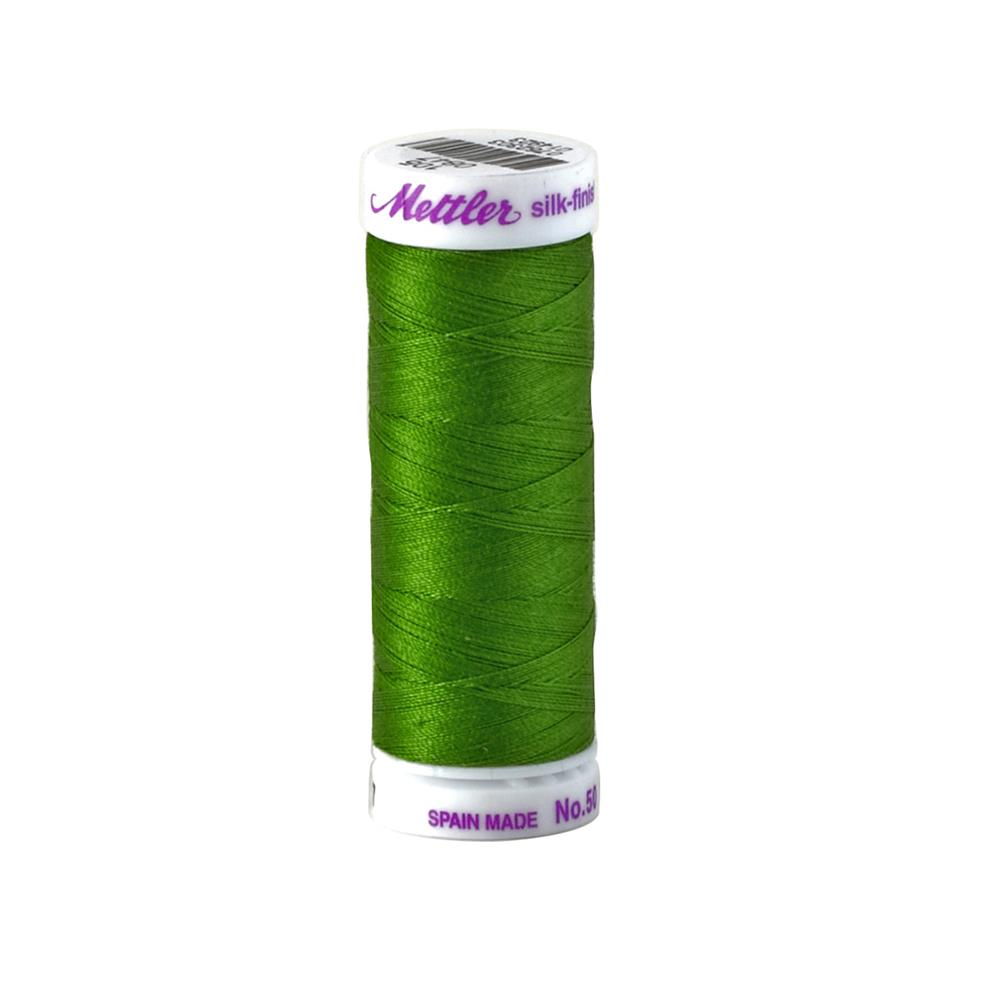 Mettler Cotton All Purpose Thread 3-ply 50wt 164YDS Kelley