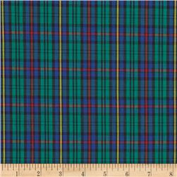 Tartan Plaid Teal/Royal