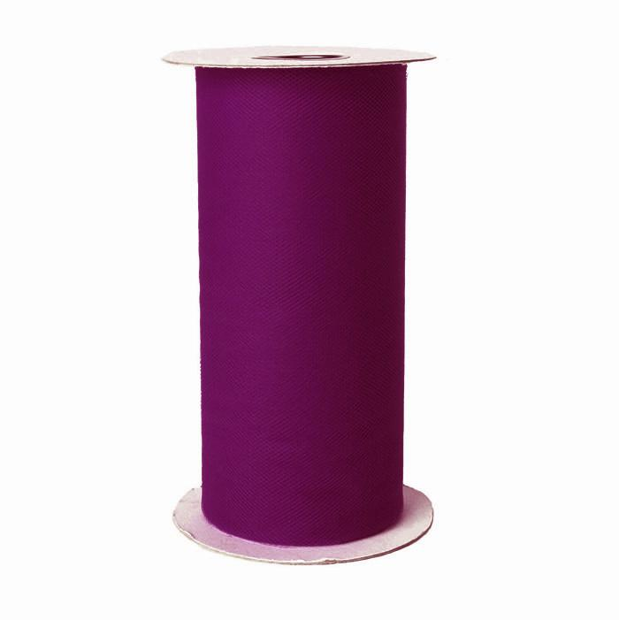 Tulle Spool Wine