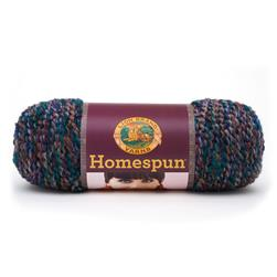 Lion Brand Homespun Yarn Pueblo