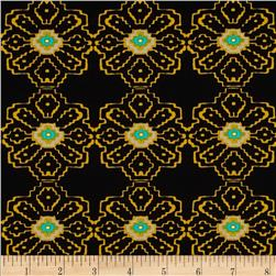 Ty Pennington Home Decor Sateen Spring 12 Colsn Black