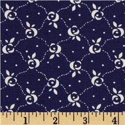 Moda Fresh Air Bandana Navy