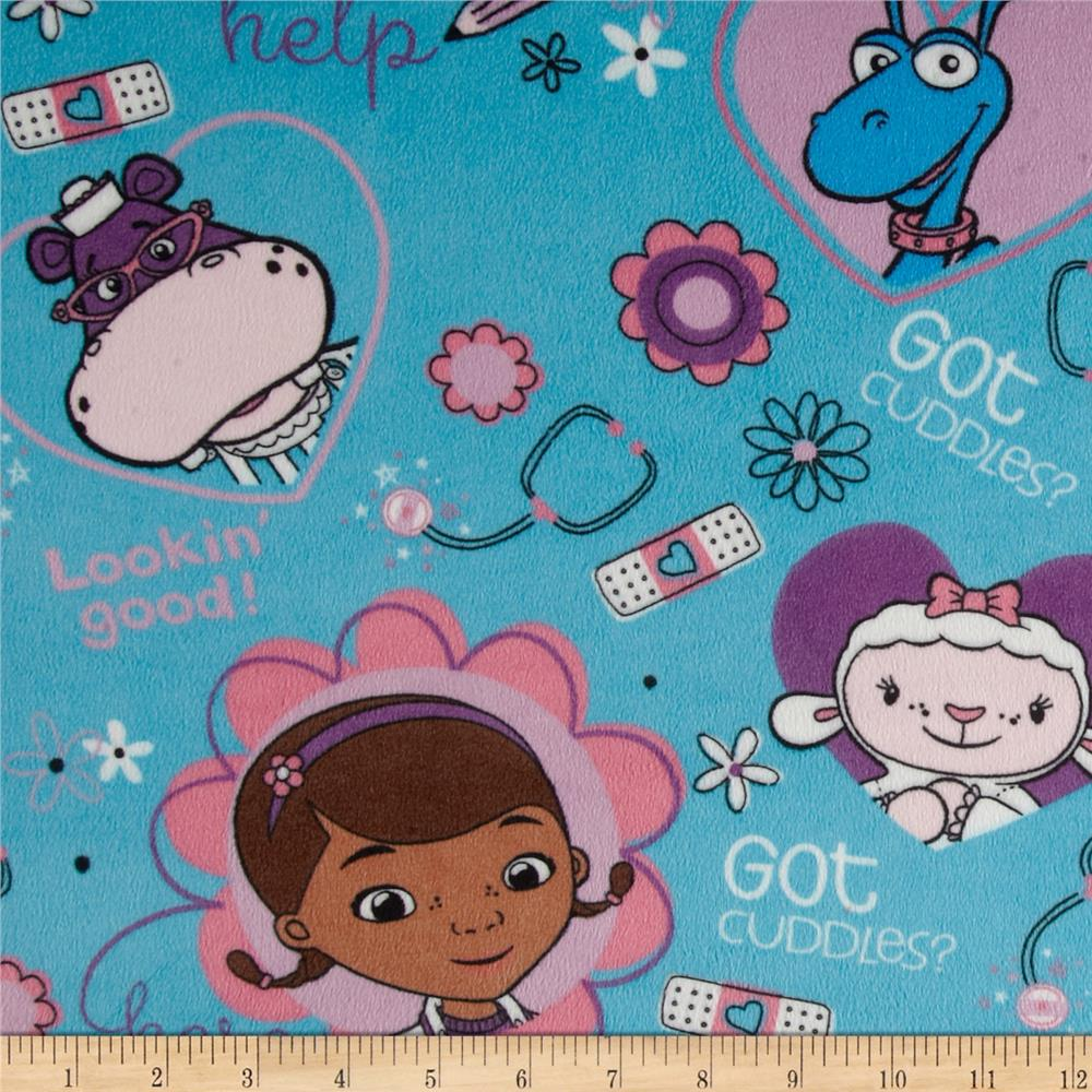 Disney Minky Doc McStuffins That Will Cost You
