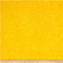 Wilmington Batiks Mini Dots Yellow