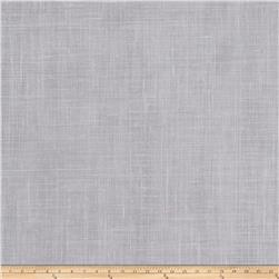 "Fabricut Ginger 129"" Sheer Linen Blend Quarry"