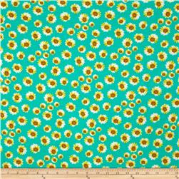 Ponte de Roma Floral Mint/Yellow/White