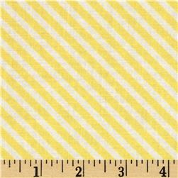 Moda April Showers Stripe Yellow