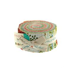 Moda Chirp Chirp 2 1/2'' Jelly Roll