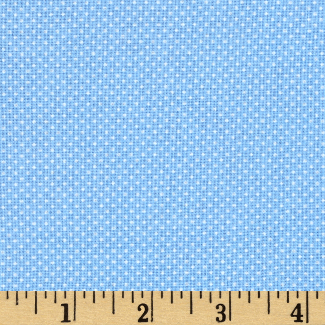 Timeless Treasures Splash Pin Dots Delft Fabric
