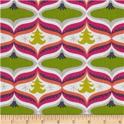 Treelicious Garland Green Fabric