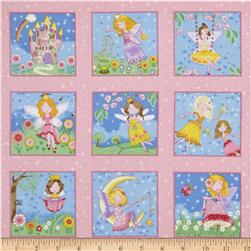 Fairy Fairies Pink/Multi