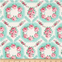 Rosewater Rose Wreath Seamist