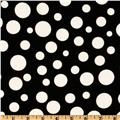 Michael Miller Lolli Dot Black