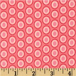 Art Gallery Elements Oval Sweet Pea Fabric