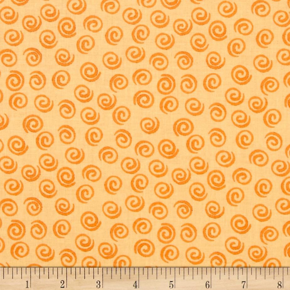 Hocus Pocus Swirl Orange