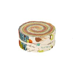 Moda Happy Sunshine 2.5 In. Jelly Roll
