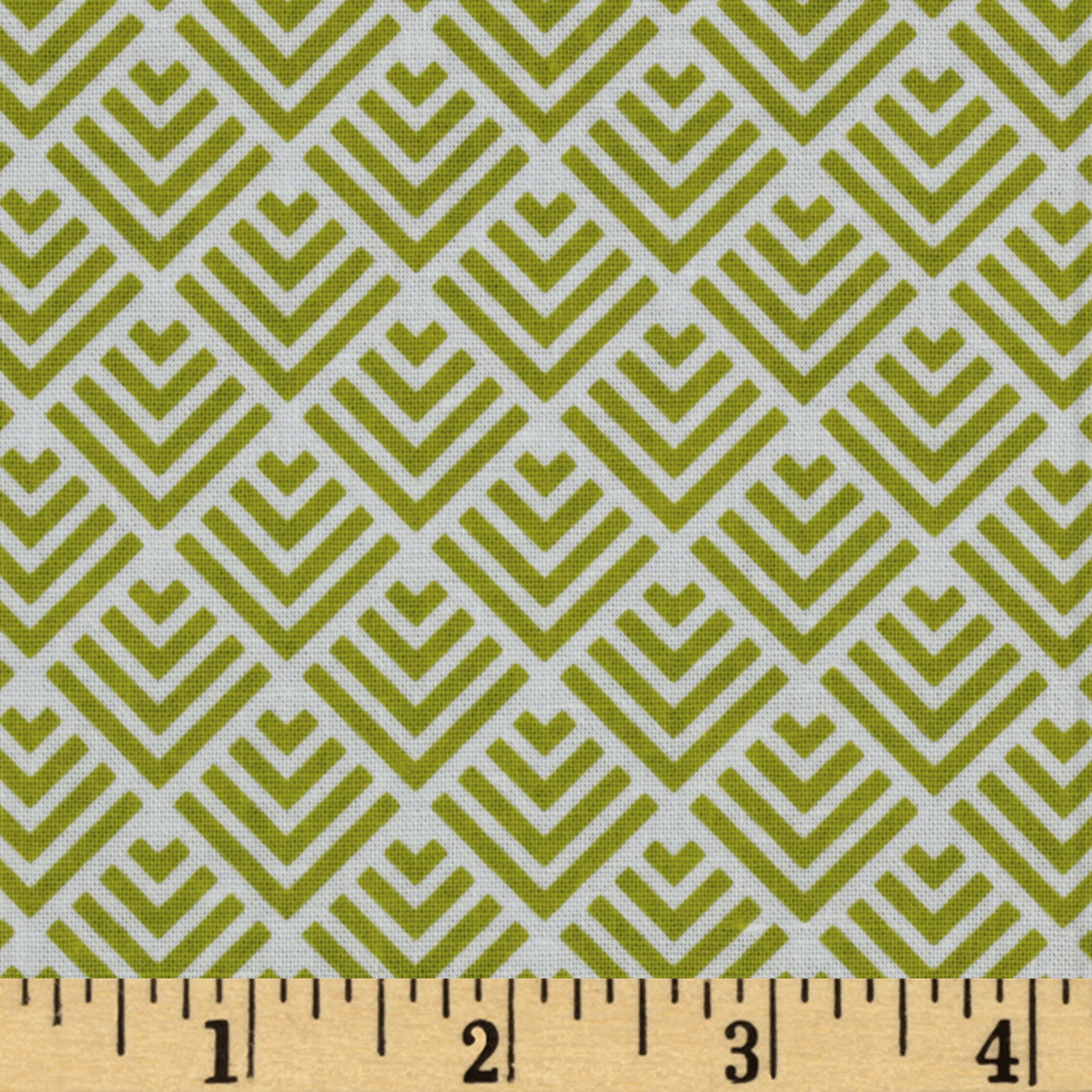 Riley Blake Summer Breeze Fish Tale Green Fabric
