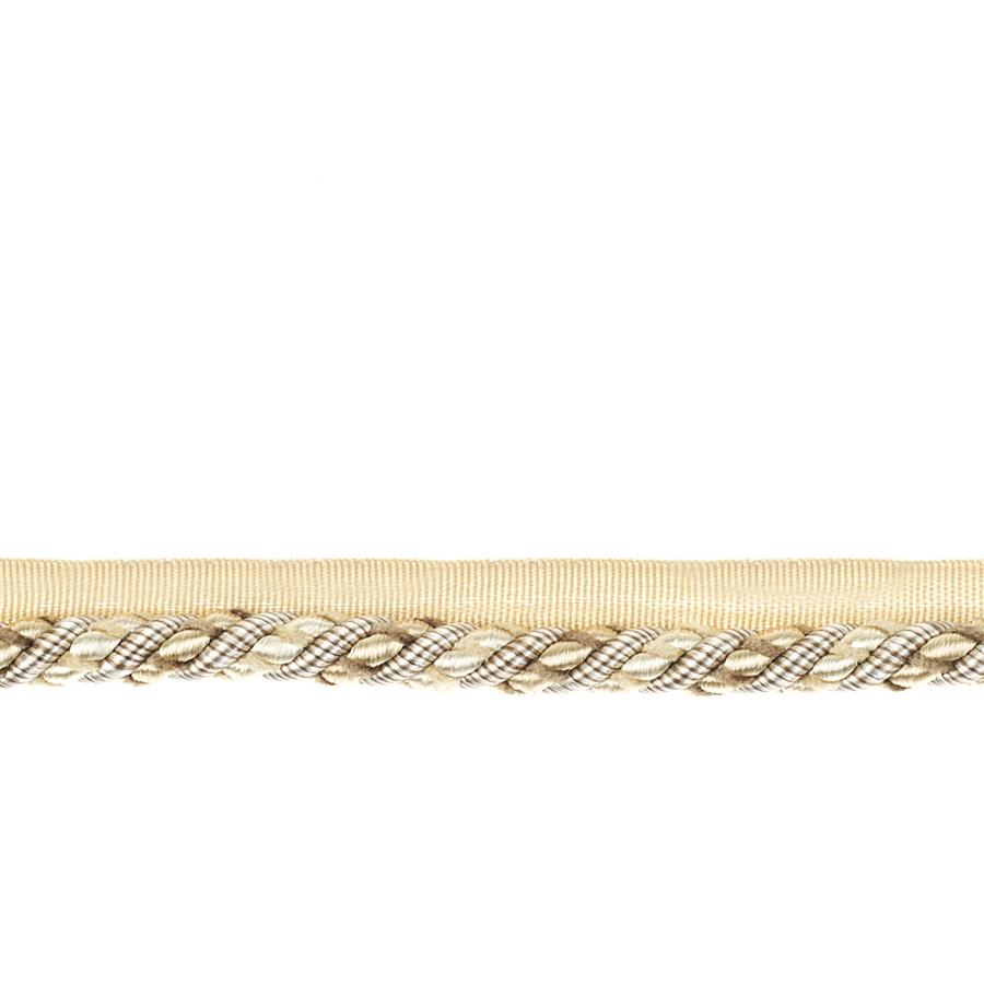 Fabricut Poldo Cord Trim Wheat
