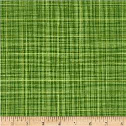 Colors and Count Grid Green