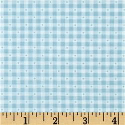 Sorbets Gingham Light Blue