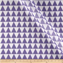 RCA Pax Triangle Sheers Purple