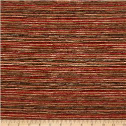 Tempo Double Color Chenille Chic Crimson