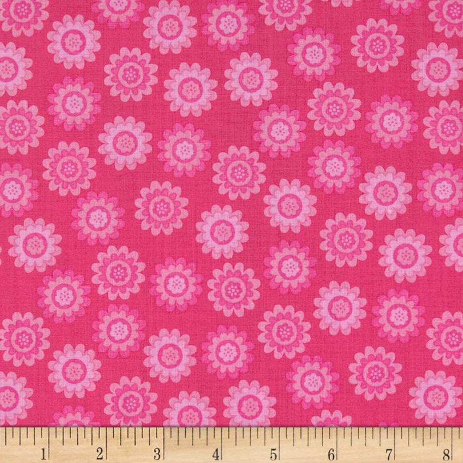 Let's Play Dolls Small Flower Pink