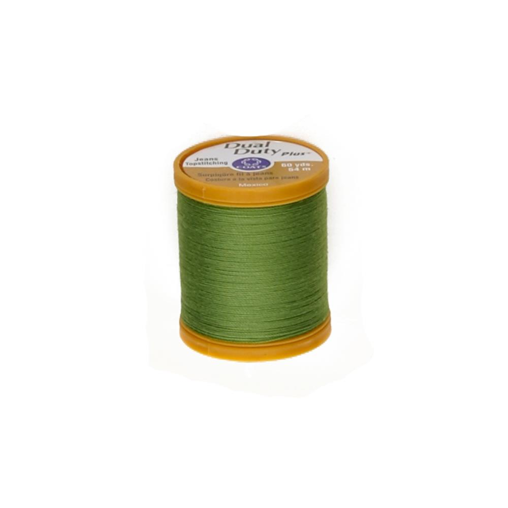 Dual Duty Plus Jeans & Topstitching Thread 60 Yds. Bright Green