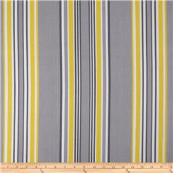 Suburban Home Indoor/Outdoor Brazoban Stripe Grey