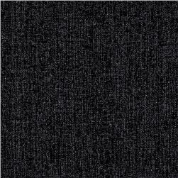 Pandora Upholstery Basketweave Black/Smoke