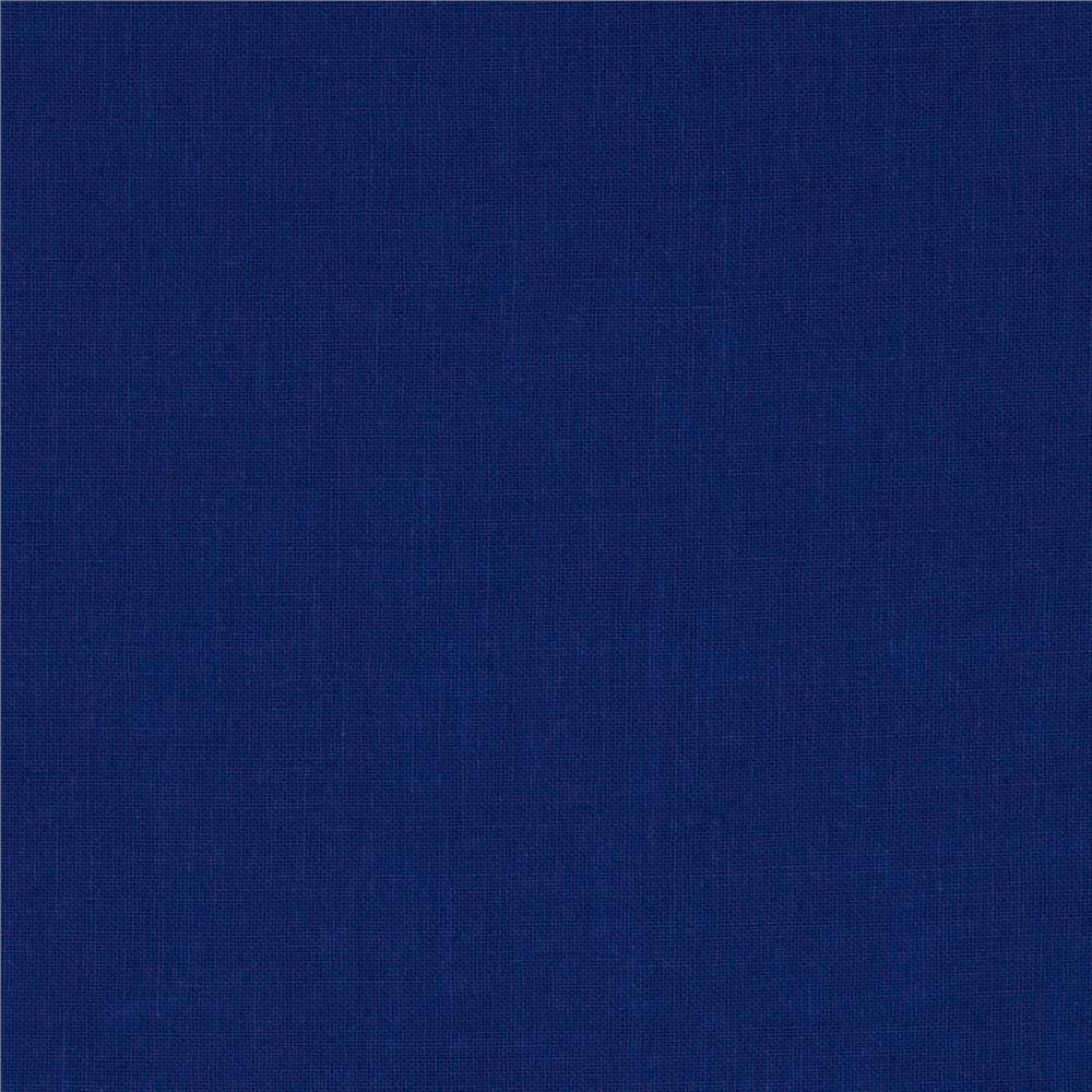 Michael Miller Cotton Couture Broadcloth Royal