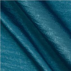 Soft Crush Crepe De Chine Royal Teal