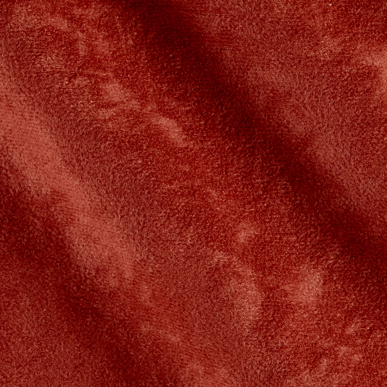 Soft Suede Rust Fabric by Plastex in USA