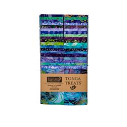 "Timeless Treasures Tonga Batik Jamboree 2.5"" Strips"