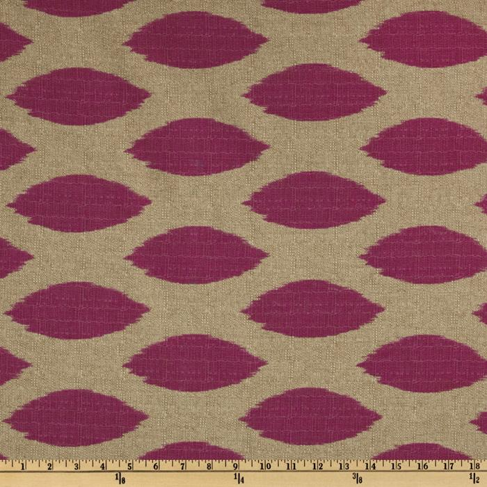 Premier Prints Chipper Blend Mystical Fuchsia/Denton
