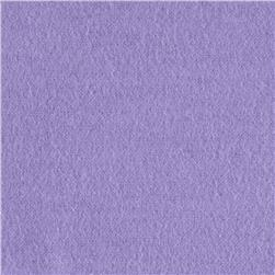 "108"" Wide Flannel Lavender"