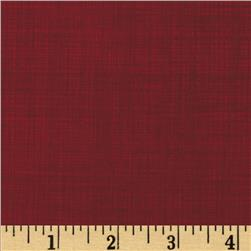 Basically Patrick Lily's Linen Maroon