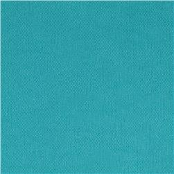 Poly Single Knit Turquoise