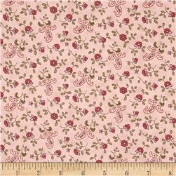 Moda Country Orchard Wind Blown First Blush